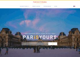 pariscityrama.fr