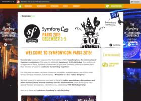 pariscon2015.symfony.com