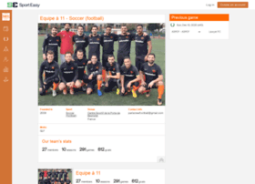 pariscrewfootball.sporteasy.net