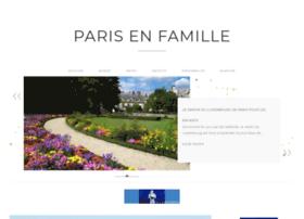 parisenfamille.com
