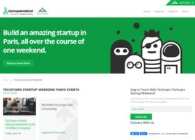 parisfashion.startupweekend.org