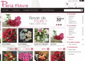 parisfleurs.com