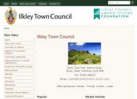 parishcouncil.ilkley.org