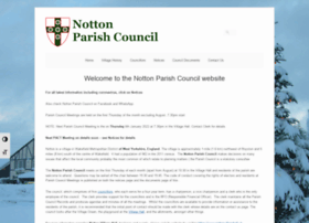 parishcouncil.notton.org.uk