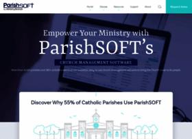 parishsoft.com