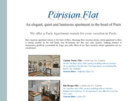 parisianflat.com