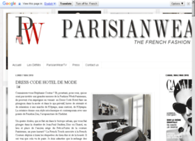 parisianwear.com