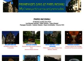 parisinconnu.com