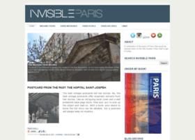 parisisinvisible.blogspot.fr