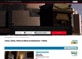 parisluxhotel.com