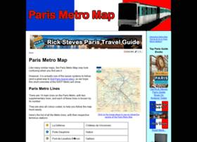 parismetromap.org