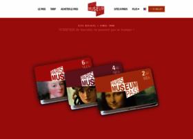 parismuseumpass.com
