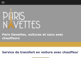 parisnavettes.fr