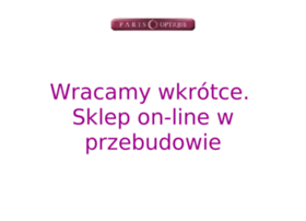 parisoptique-outlet.pl