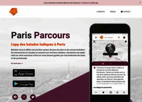 parisparcours.com