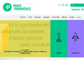 parispionnieres.org