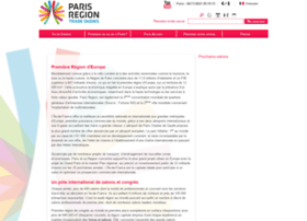 parisregion-tradeshows.com