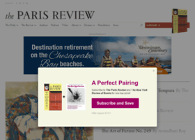 parisreview.com