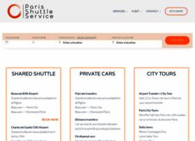 parisshuttleservice.com
