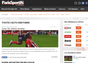 parissportifs.be