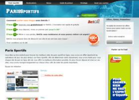 parissportifs.net