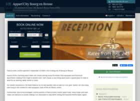 Park-suites-bourg-bresse.h-rez.com