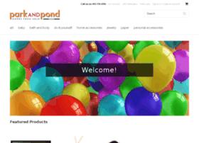parkandpond.mybigcommerce.com