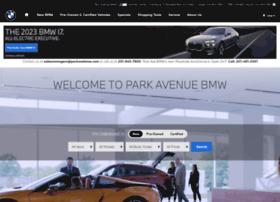 parkavebmw.com