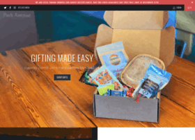 parkavenuecoffee.com