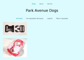 parkavenuedogs.com