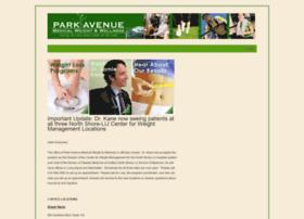 parkavenueweight.com
