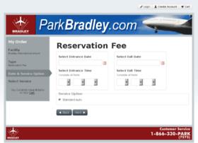 parkbradley.clickandpark.com