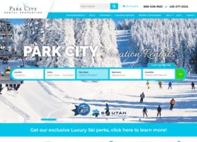 parkcityvacationrentals.com