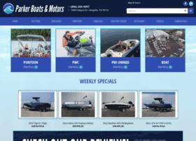 parkerboatstexas.com