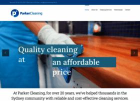 parkercleaning.com.au