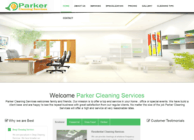 parkercleaningservices.co.za