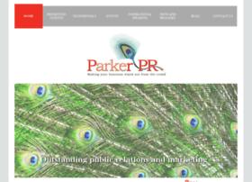 parkerpr.com