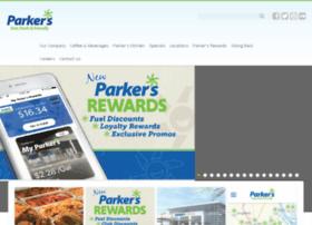 parkers.encryptedrequest.com