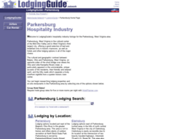 parkersburg.lodgingguide.com