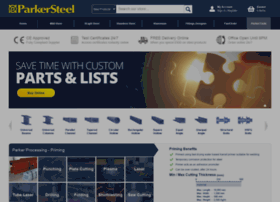 parkersteel.co.uk