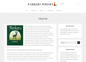 parkerswhisky.co.uk
