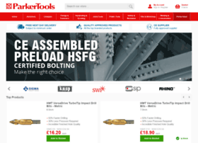 parkertools.co.uk