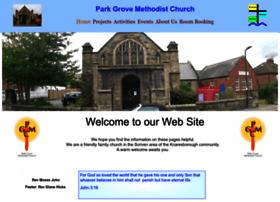parkgrovemethodists.org.uk