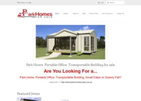 parkhomesforsale.com.au