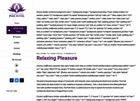 parkhoteltynemouth.co.uk