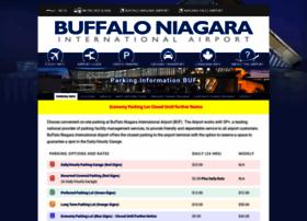 parking.buffaloairport.com