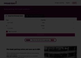 parking.edinburghairport.com
