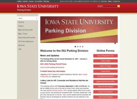 parking.iastate.edu