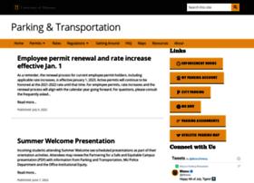 parking.missouri.edu