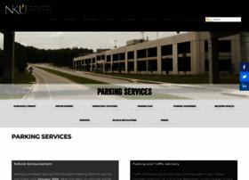 parking.nku.edu